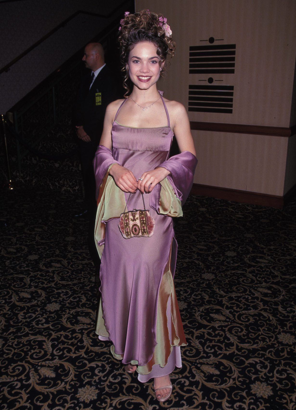 Rebecca Herbst 25th Annual Daytime Emmys Radio City Music Hall New York 5/15/98 ©John Paschal/jpistudios.com 310-657-9661