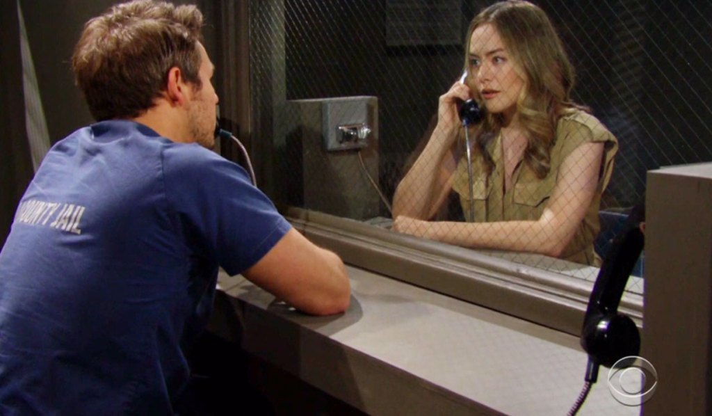hope tries to comfort liam in jail bb