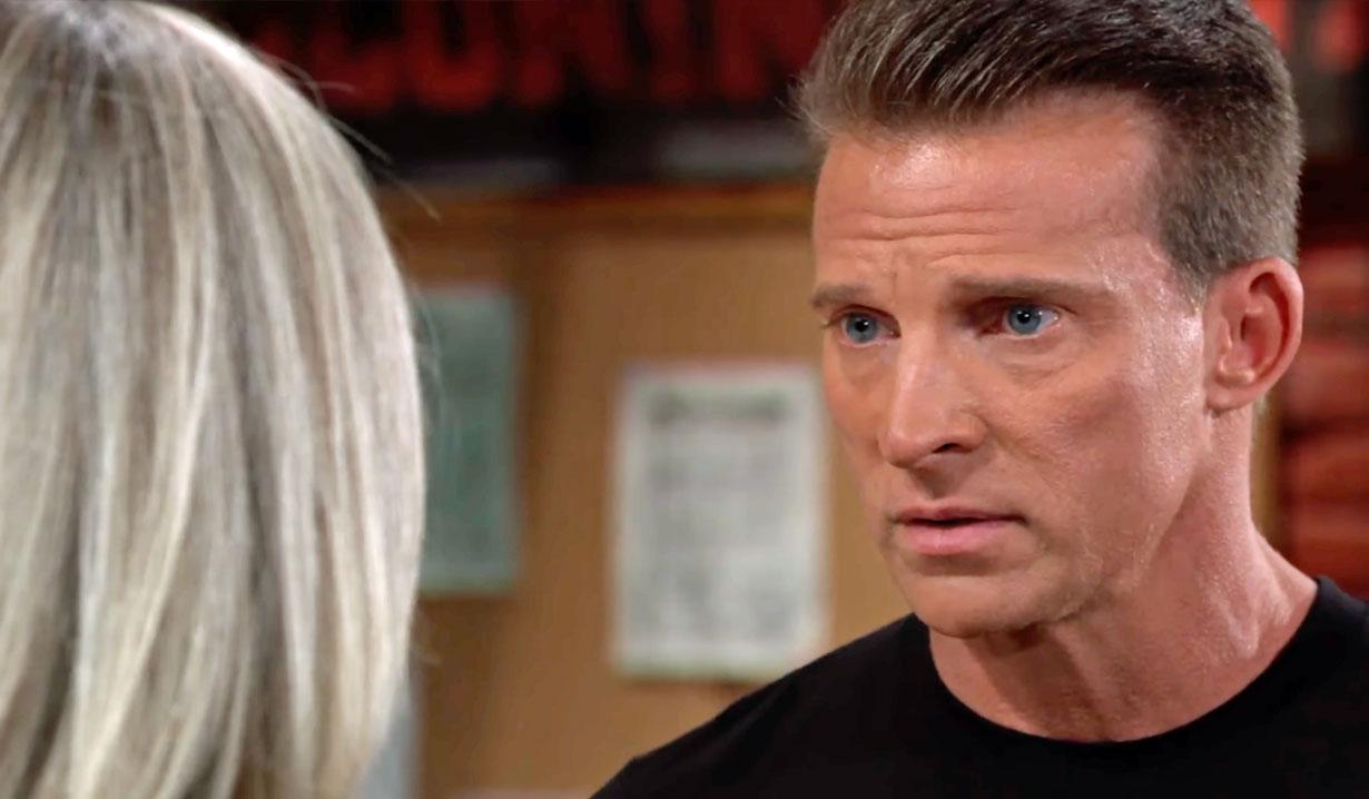 Jason upsets Carly GH
