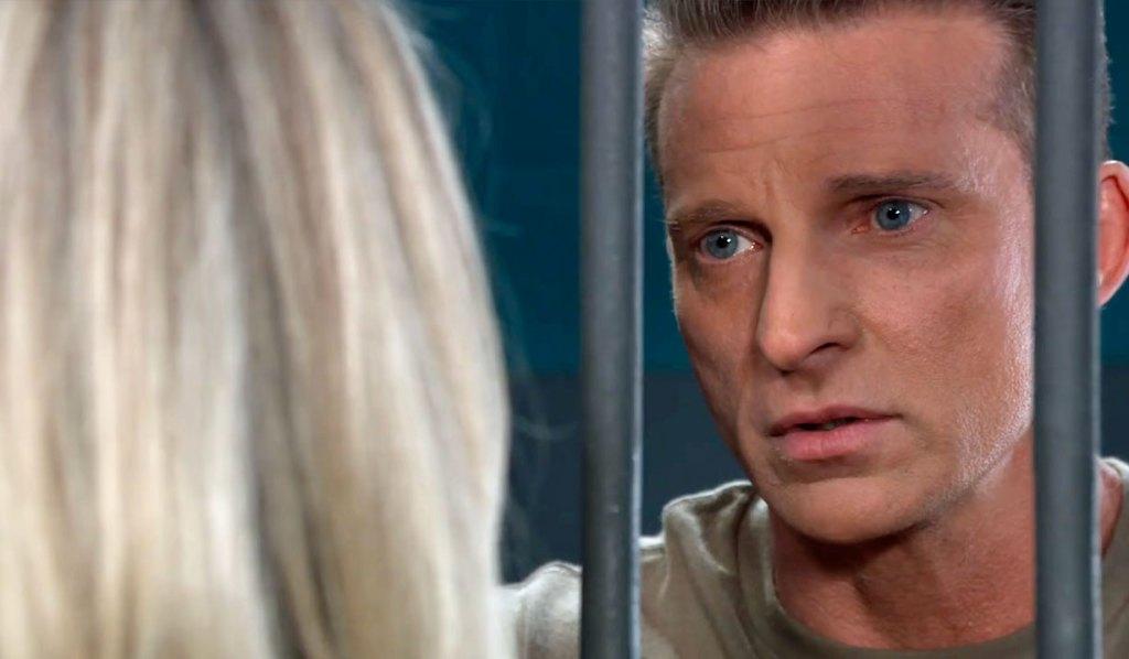 Jason's back in jail
