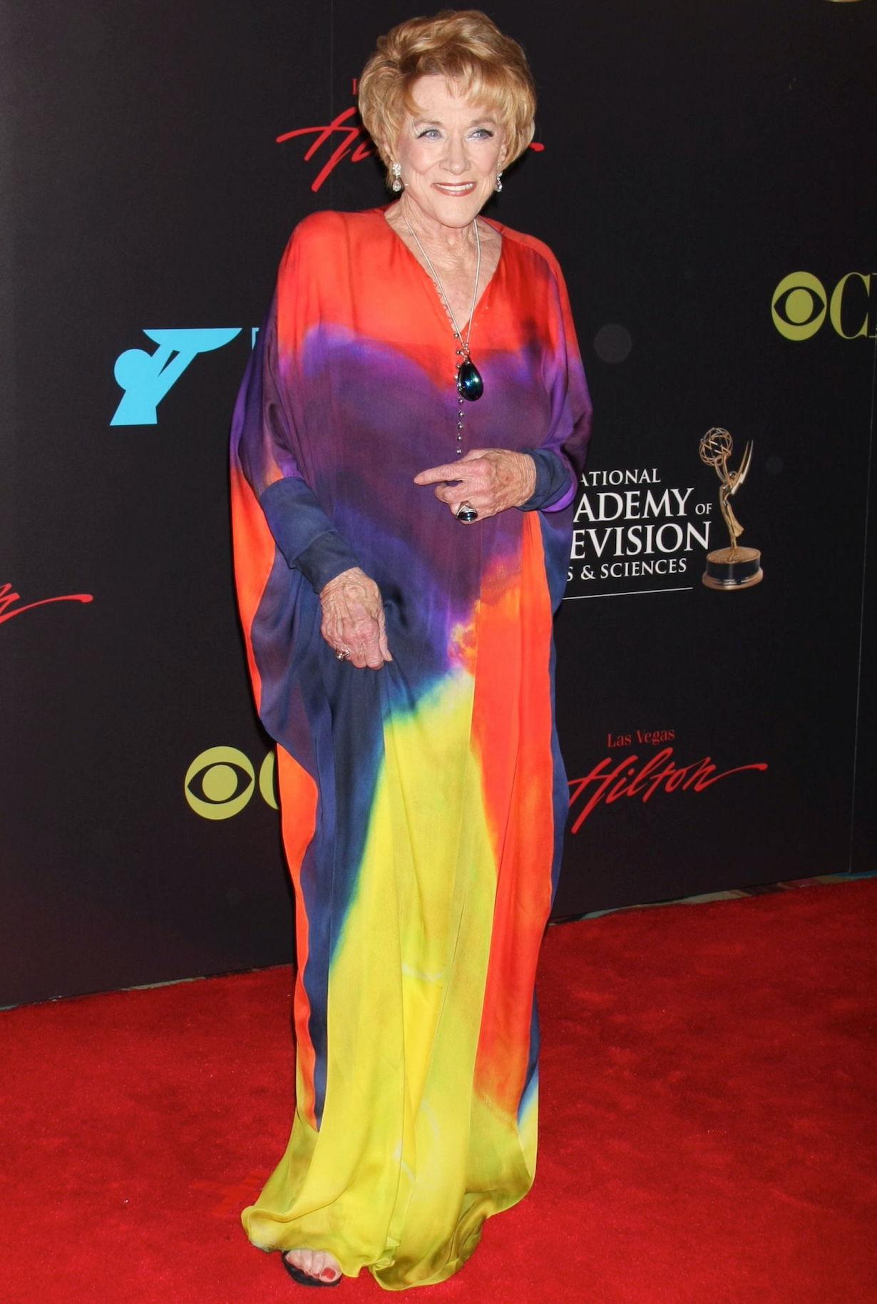 Jeanne Cooper 37th Annual Daytime Emmy Awards - Arrivals Las Vegas Hilton Las Vegas 6/27/10 © Howard Wise/jpistudios.com 310-657-9661