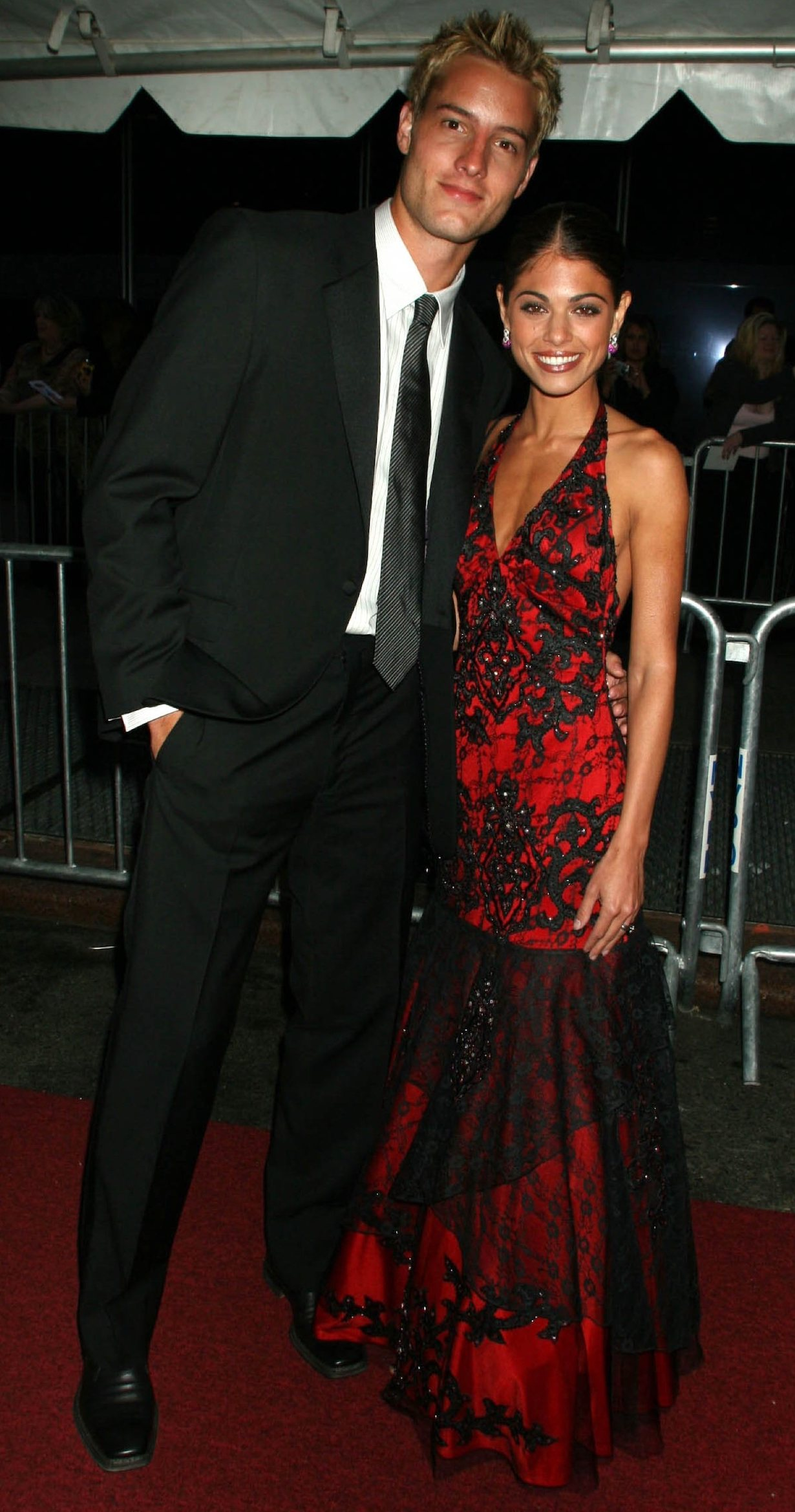 Lindsay Hartley, Justin Hartley 32nd Annual Daytime Emmy Awards - Arrivals Radio City Music Hall New York 5/20/05 �George De Sota/jpistudios.com 310-657-9661