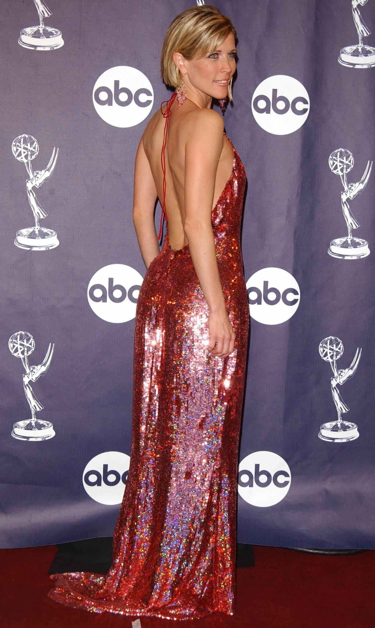 Laura Wright 30th Daytime Emmy Awards Pressroom Radio City Music Hall New York City 5/16/03 ©Lisa Rose/JPI 310-657-9661