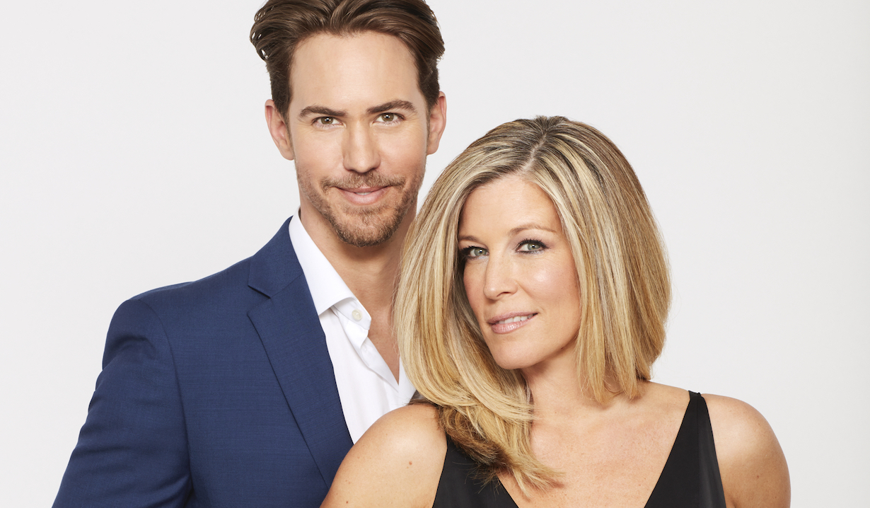 """GENERAL HOSPITAL - The Emmy-winning daytime drama """"General Hospital"""" airs Monday-Friday (3:00 p.m. - 4:00 p.m., ET) on the ABC Television Network. GH18(ABC/Craig Sjodin)WES RAMSEY, LAURA WRIGHT"""