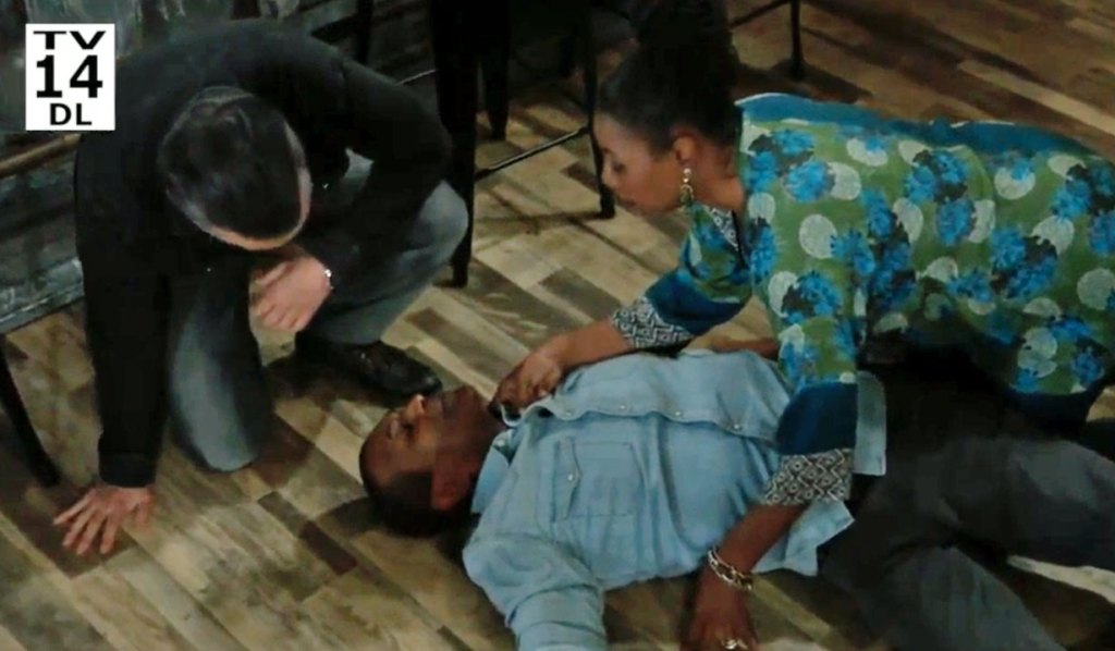 Lenny collapses GH