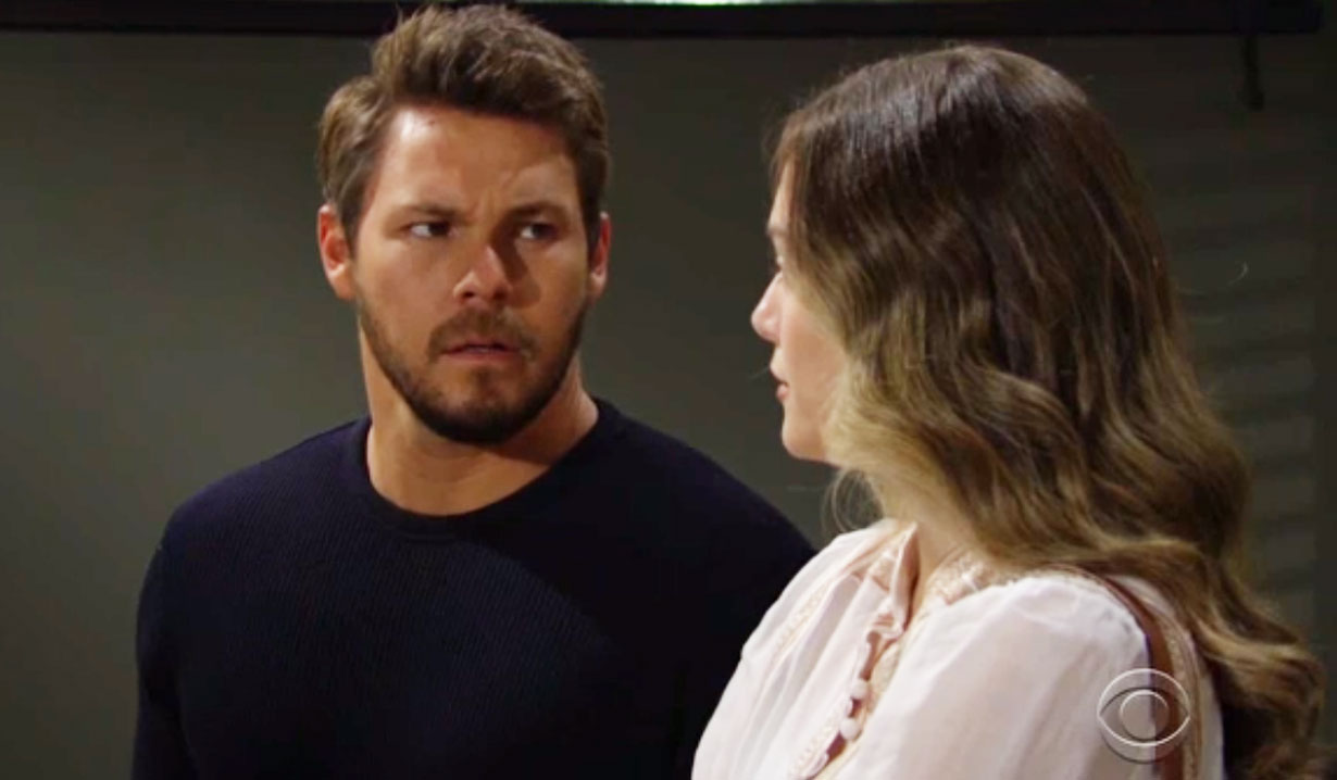 liam and hope at police station confession bb