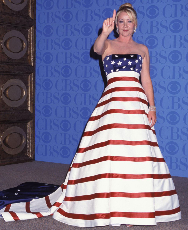 Melody Thomas Scott 29th Daytime Emmy Awards Madison Sqaure Garden 5/17/02 ©John Paschal/JPI 310-657-9661