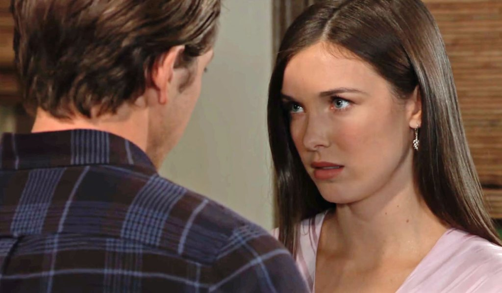 Willow and Michael's love drama GH