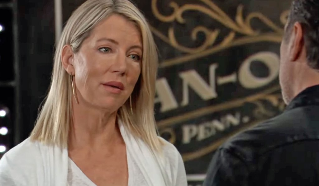 Nina questions Mike's happiness GH