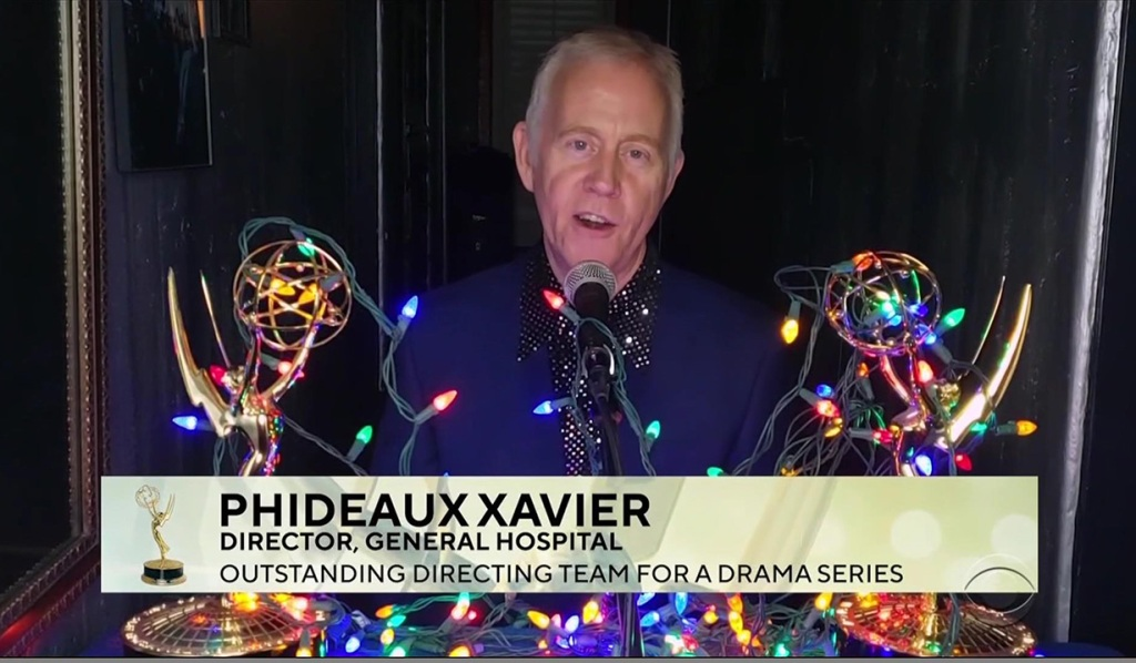 phideaux xavier emmys 2020