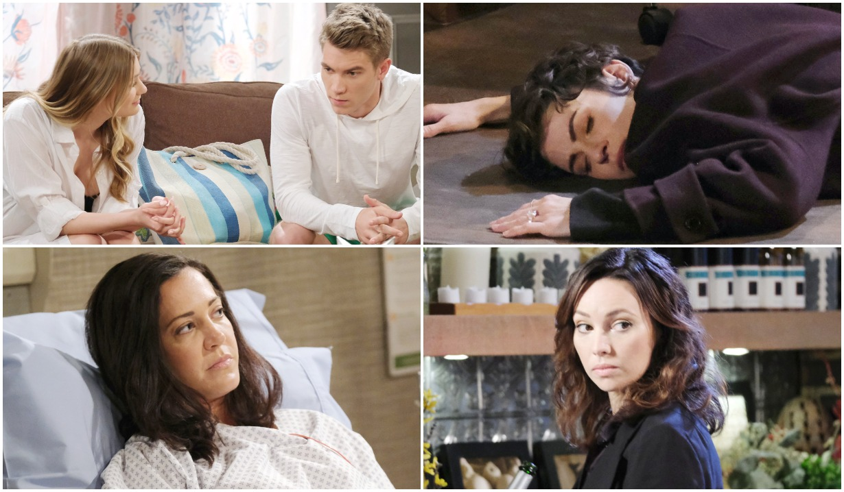 days plots a new murder…but whose?!?