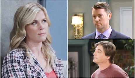 Sami's choice between EJ and Lucas on Days of Our Lives