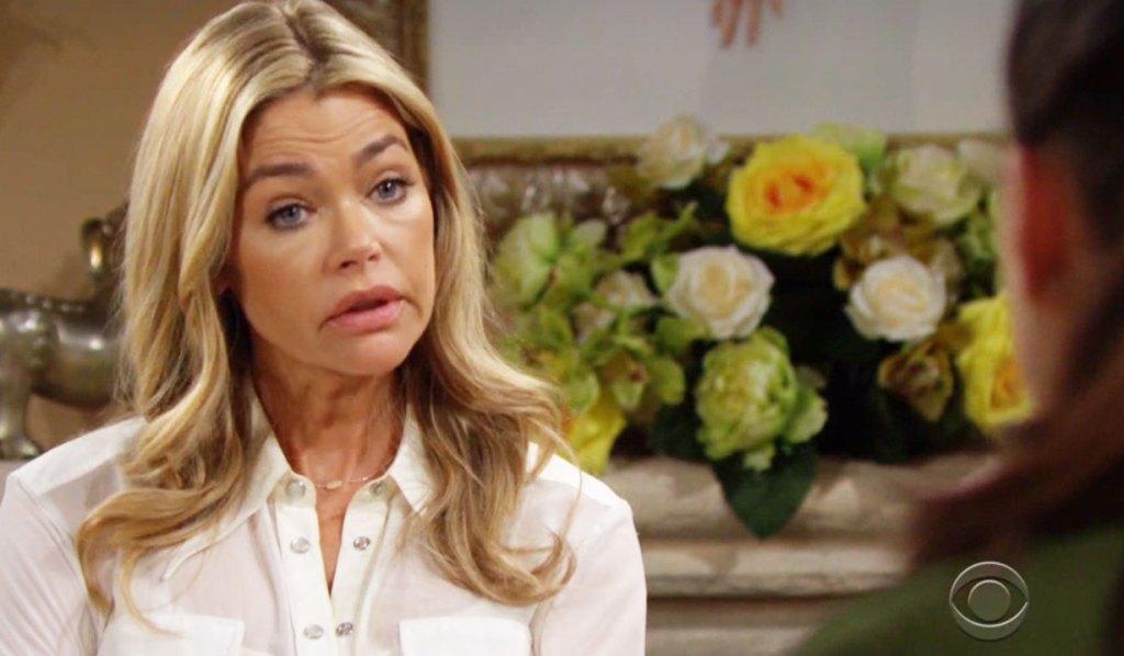 shauna tells quinn paris knows about her affair with carter bb