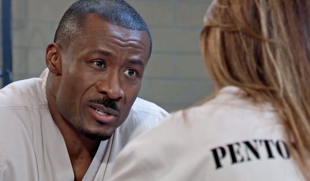 Shawn and Alexis discuss the corrupt judge GH