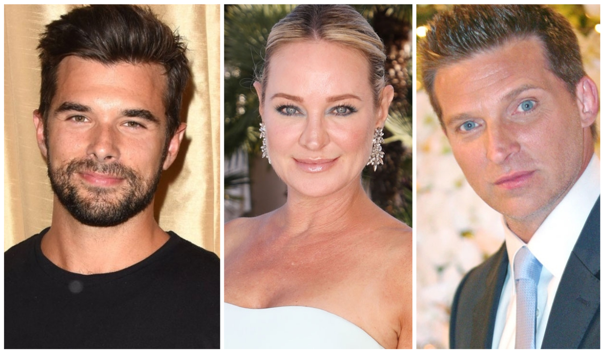 soap stars father's day 2021 bb, days, gh, yr