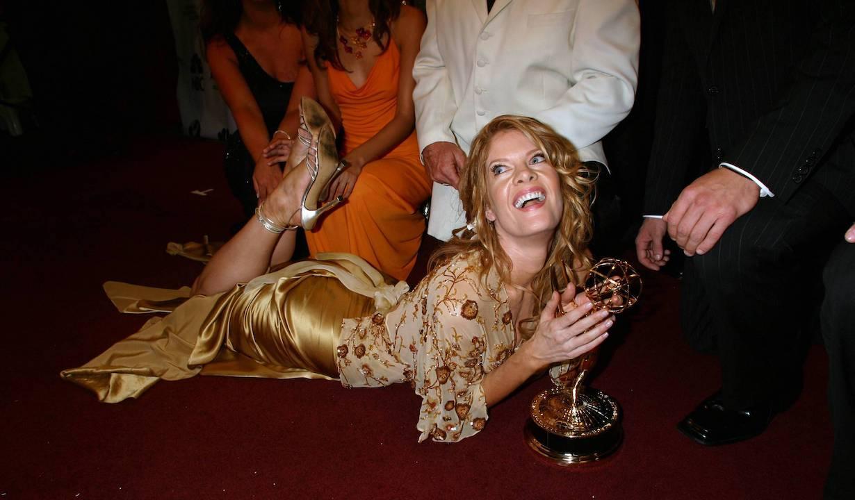 31st Annual Daytime Emmy Awards-Pressroom Radio City Music Hall 5/21/04 ©Colin Knight/jpistudios.com 310-657-9661