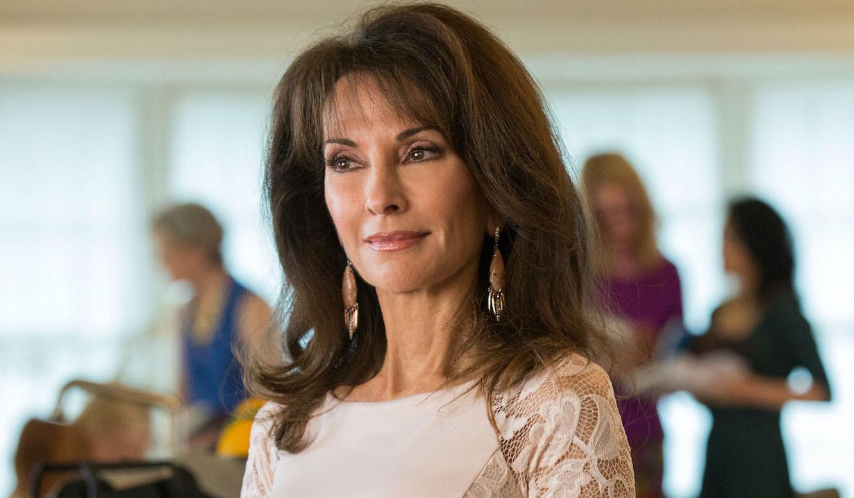 Susan lucci amc mourns mother's death