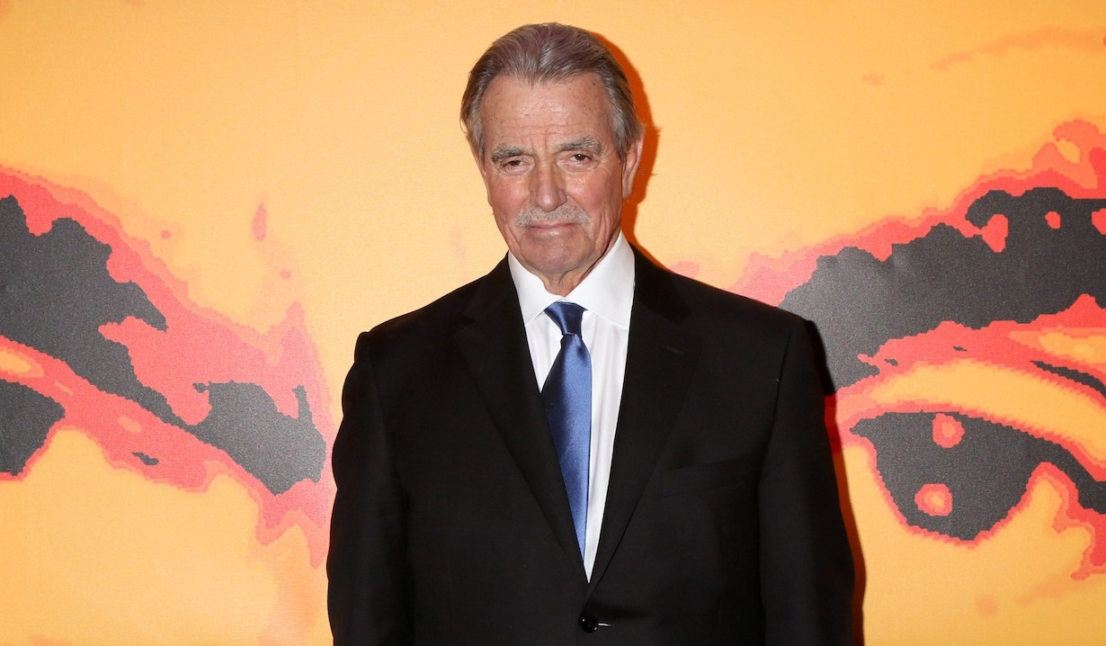 Eric Braeden victor at arrivals for Eric Braeden 40th Anniversary Celebration on THE YOUNG AND THE RESTLESS, Television City, Los Angeles, CA February 7, 2020. Photo By: Priscilla Grant/Everett Collection
