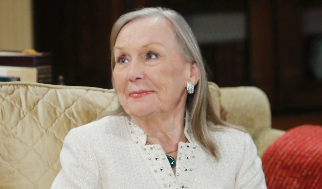 """dina Marla Adams""""The Young and the Restless"""" Set CBS television CityLos Angeles09/18/20© Howard Wise/jpistudios.com310-657-9661Episode # 11970U.S. Airdate 10/16/20"""