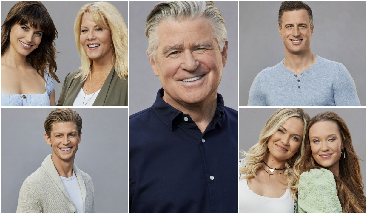 Chesapeake Shores season five cast hallmark