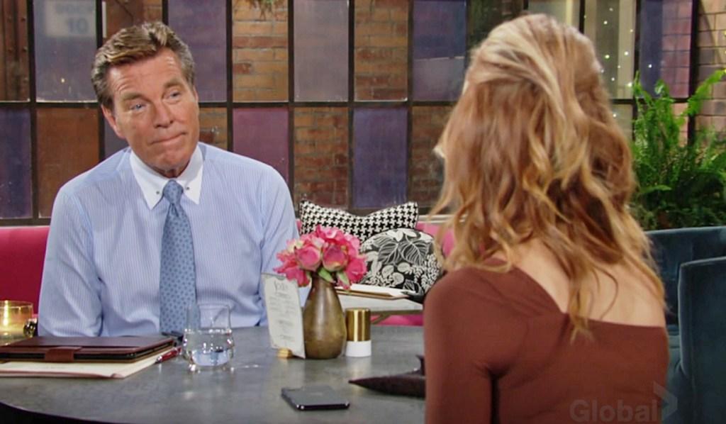 Jack, Lauren discuss Sally Y&R