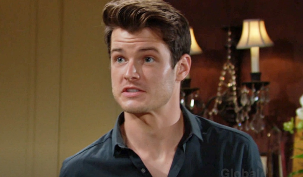 Kyle offended Y&R