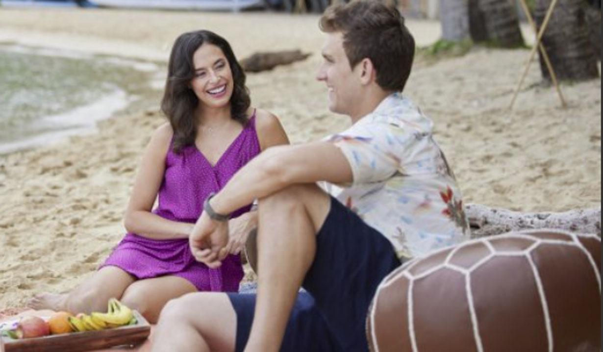 Love, For Real beach Hallmark