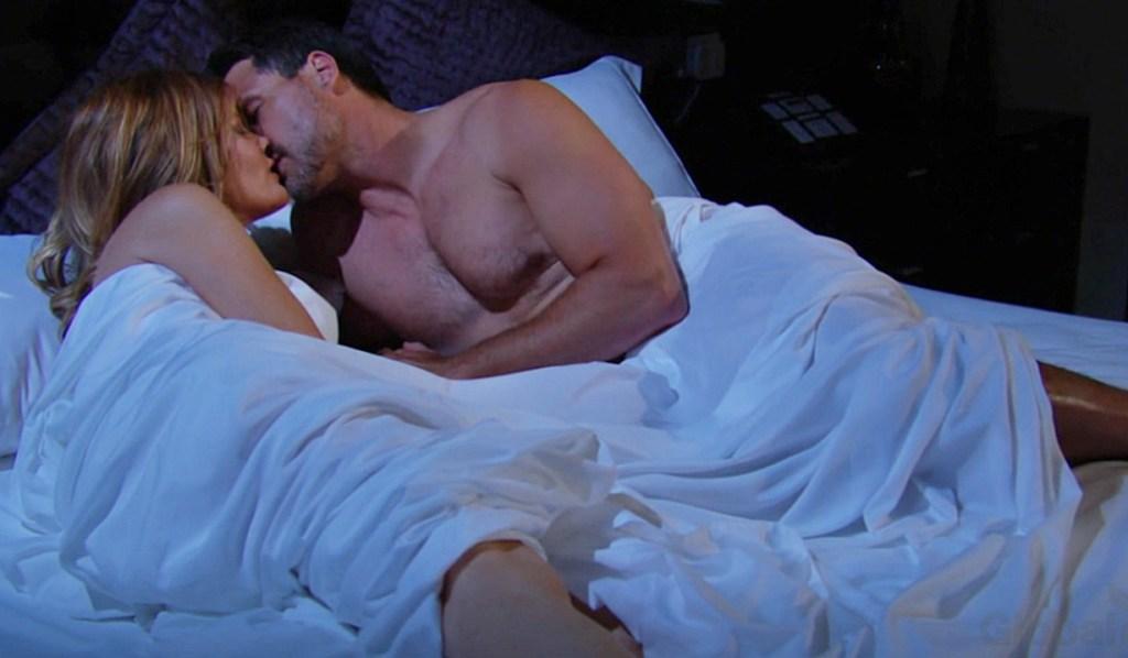 Nick, Phyllis bed Y&R