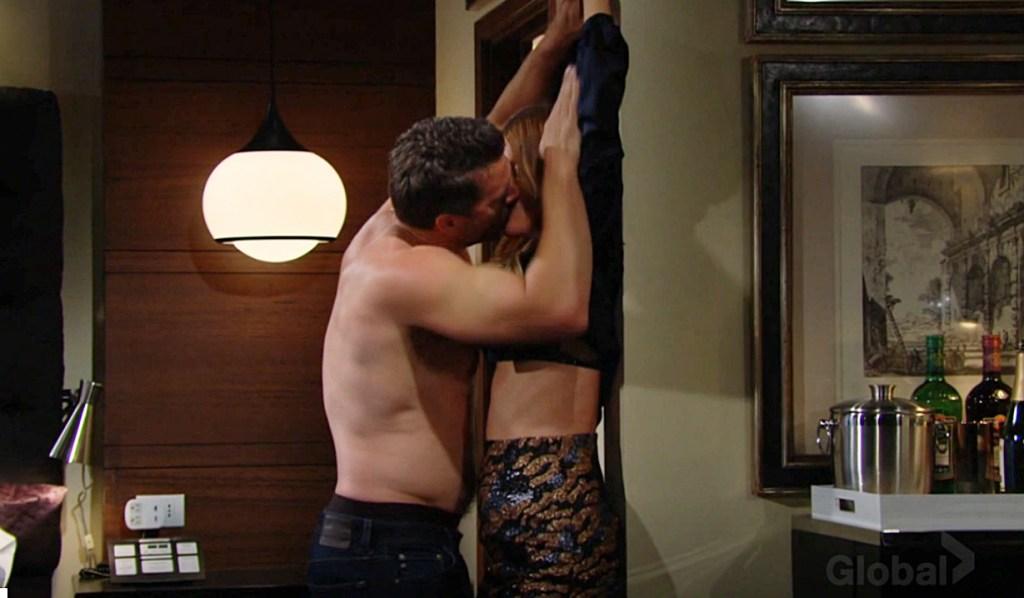 Nick, Phyllis sex Y&R