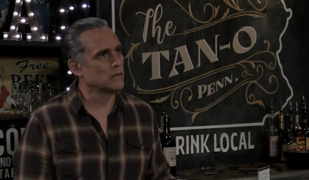 """""""Mike"""" determined to help Lenny at Tan-O General Hospital"""