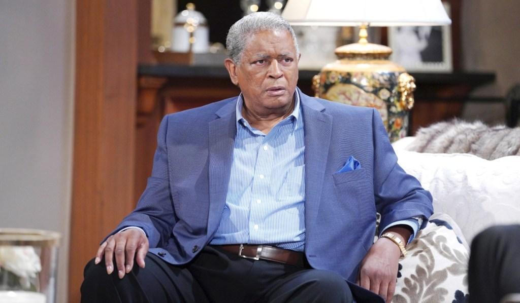 Sutton confesses to Victor at ranch Y&R