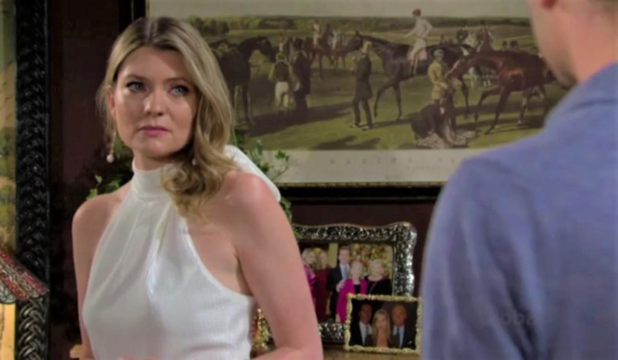 Tara and Kyle discuss Ashland strategy at Abbott estate Y&R