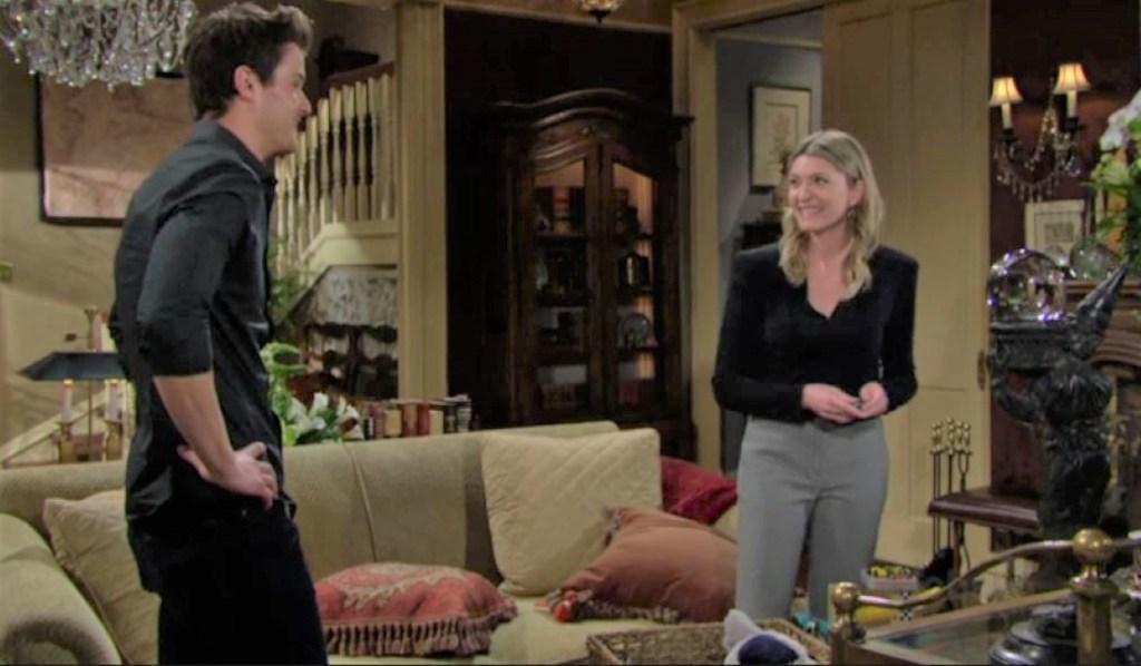 Tara and Kyle discuss Summer at Abbott house Y&R
