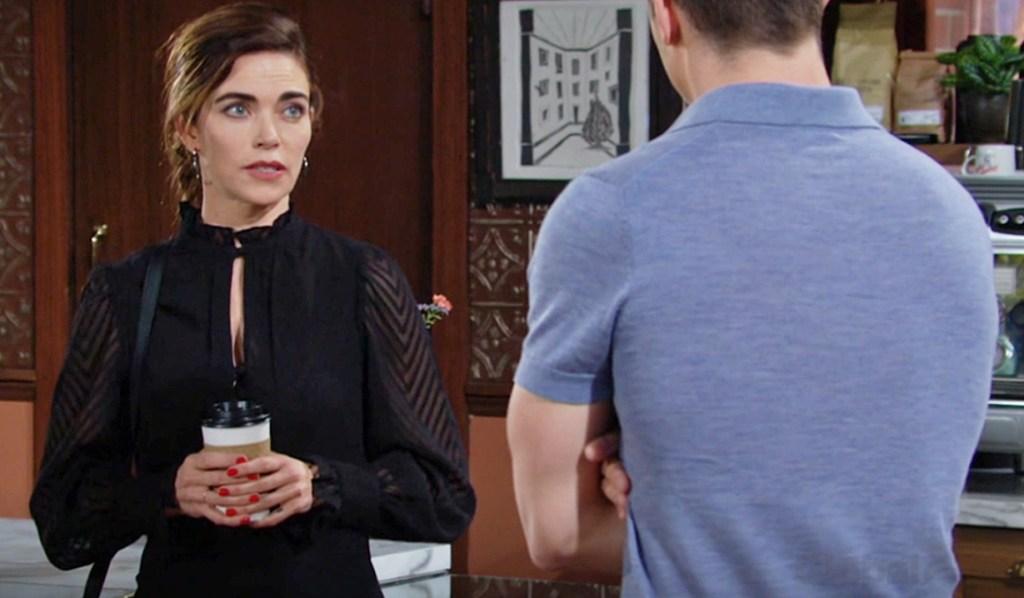 Victoria warns Kyle about Tara Y&R