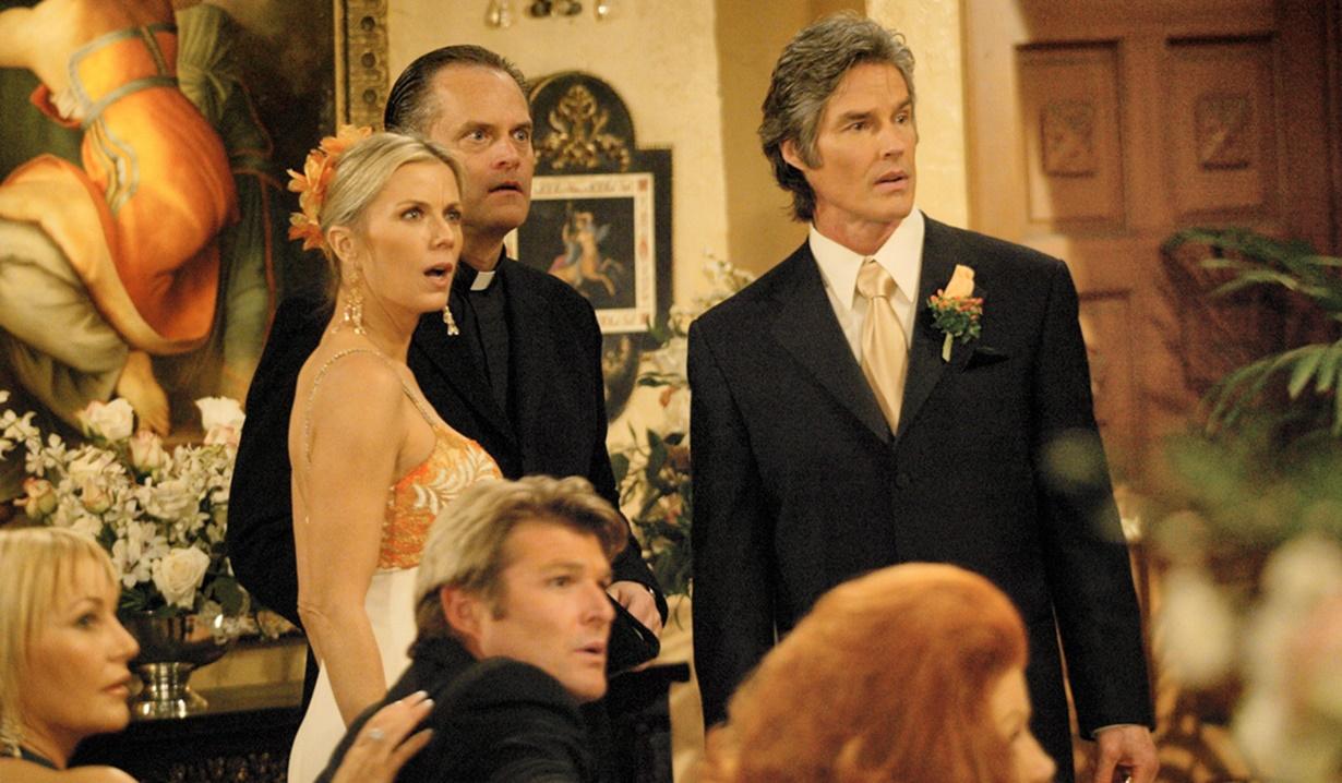 Brooke Ridge wedding interrupted by Nick B&B