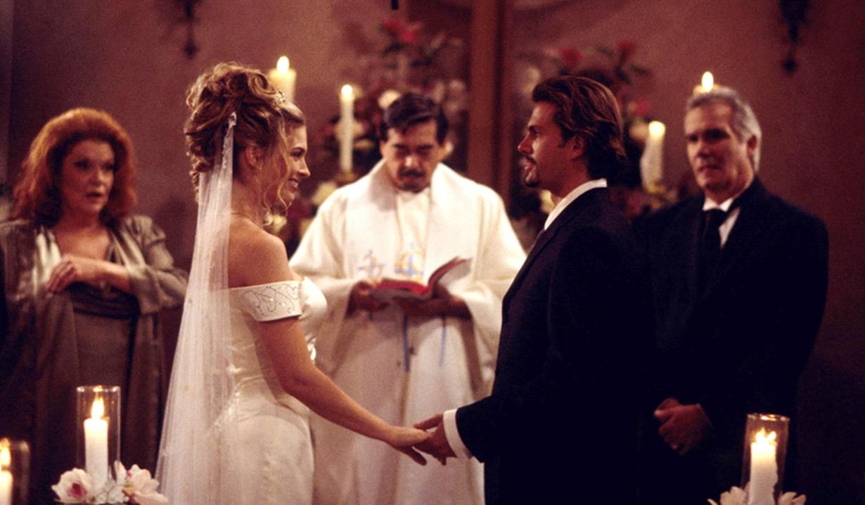 Kristen, Tony wedding B&B