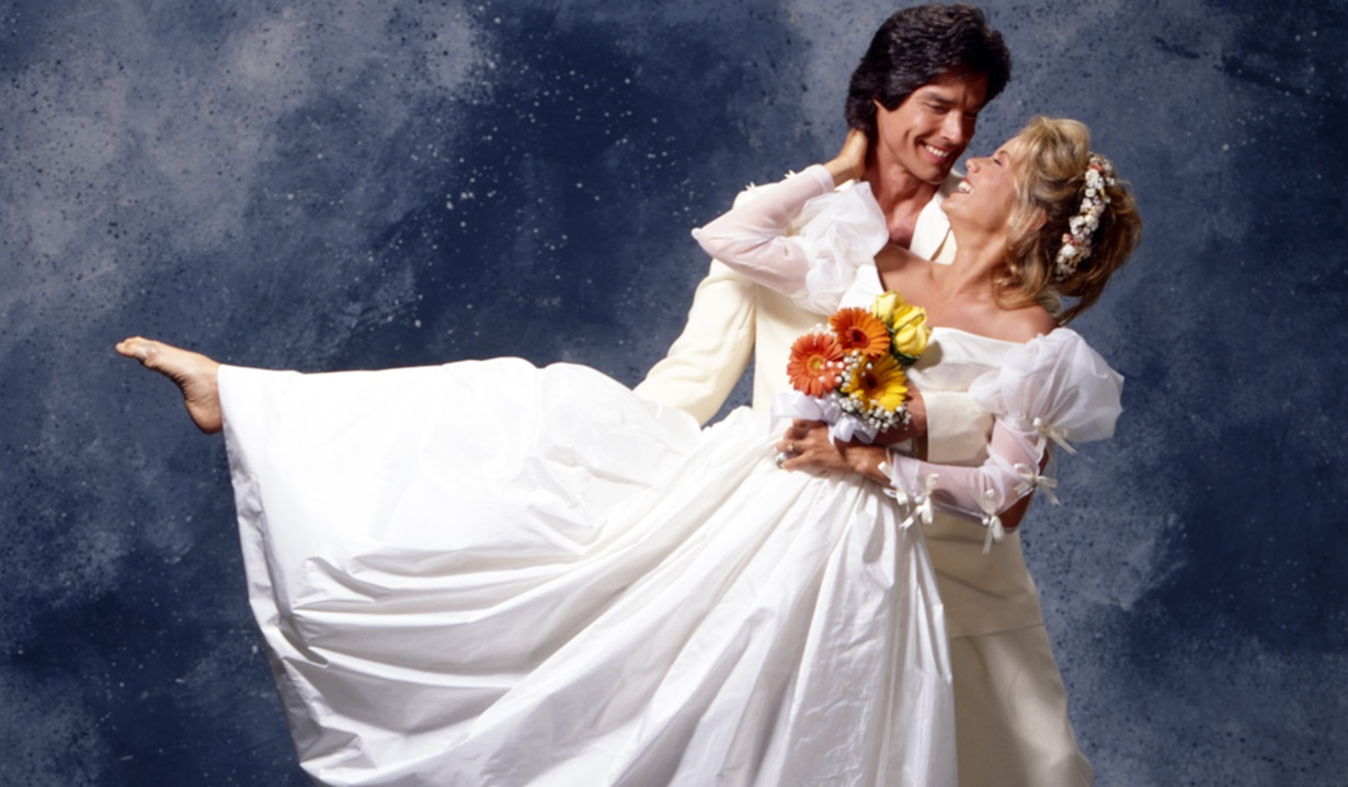 Ridge, Brooke wedding B&B
