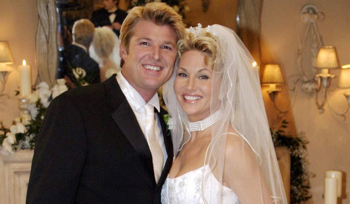 Thorne Darla wedding B&B