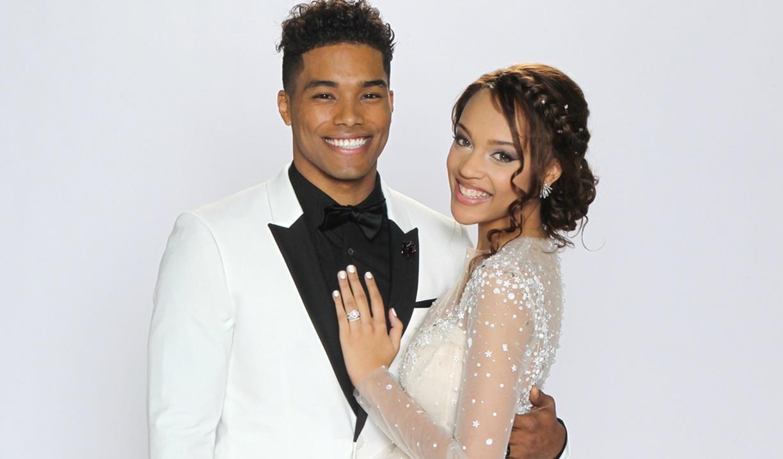 Zende Nicole wedding B&B