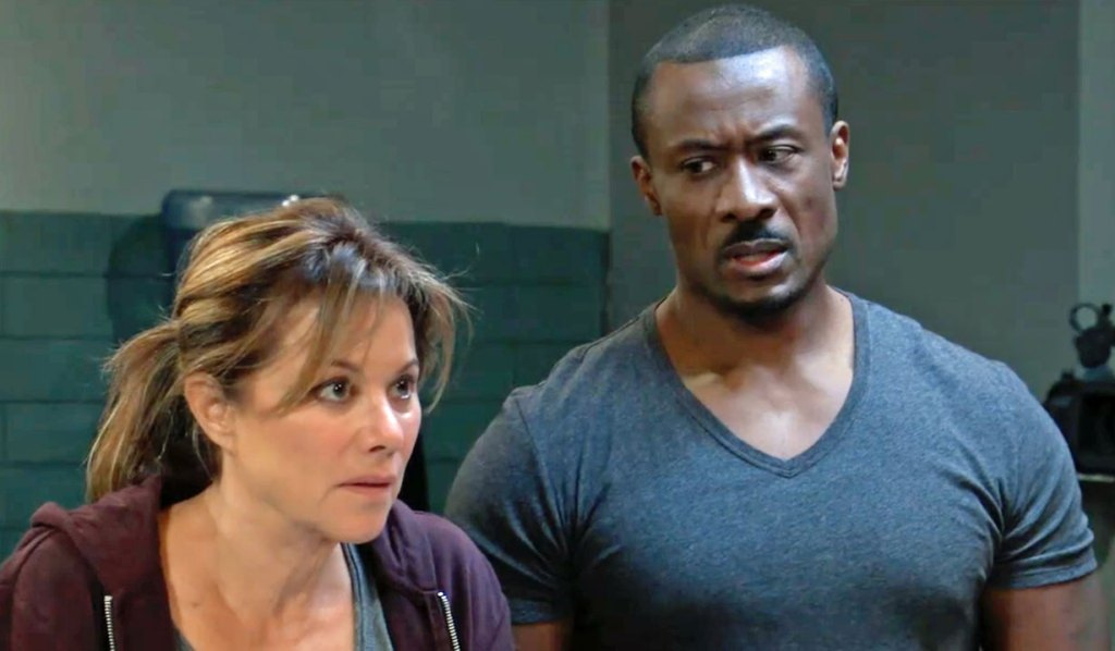 Shawn and Alexis get big news GH