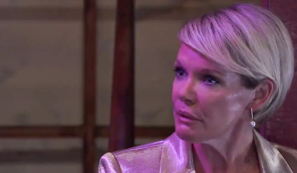 Ava questions Jordan about stalker