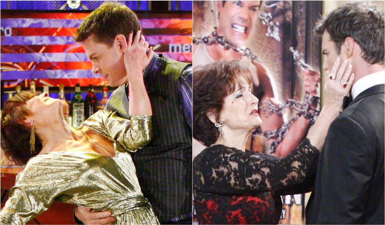 Surprising soap opera couples we love
