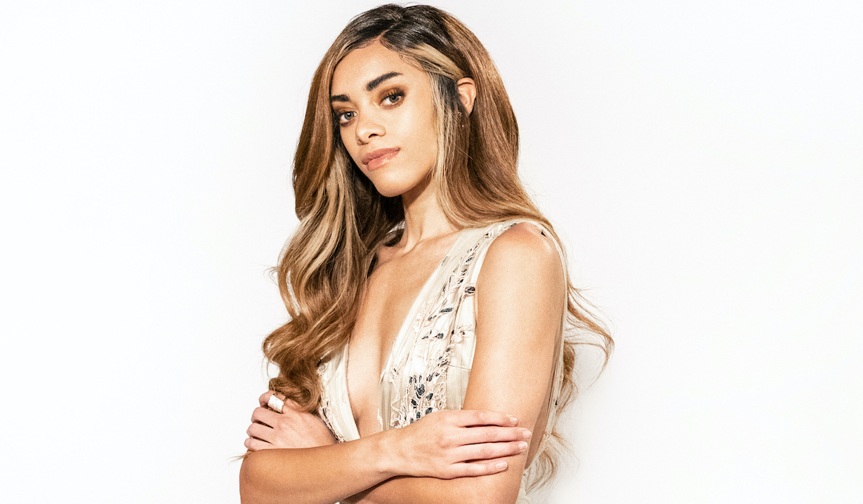 zoe gallery Kiara Barnes of the CBS series THE BOLD AND THE BEAUTIFUL, Weekdays (1:30-2:00 PM, ET; 12:30-1:00 PM, PT) on the CBS Television Network. Photo: Photo: Sonja Flemming/CBS 2020 All Rights Reserved