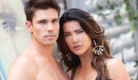 steffy finn gallery cbs Jacqueline MacInnes Wood and Tanner Novlan of the CBS series THE BOLD AND THE BEAUTIFUL, Weekdays (1:30-2:00 PM, ET; 12:30-1:00 PM, PT) on the CBS Television Network. Photo: Sean Smith/CBS 2020 CBS Broadcasting, Inc. All Rights Reserved.