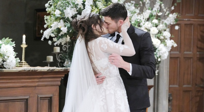 Ben and Ciara married Days of our Lives