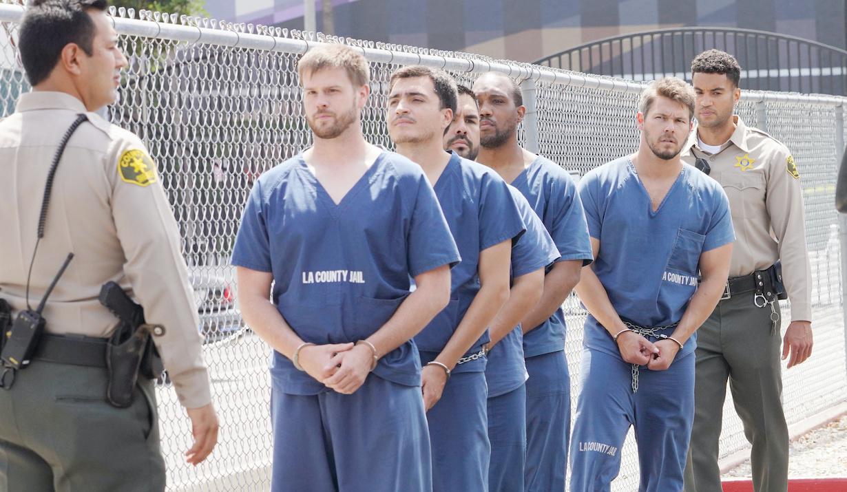 Liam prisoners bold jail HW