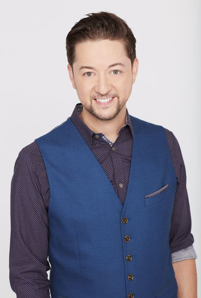 Bradford Anderson as Damian Spinelli on General Hospital