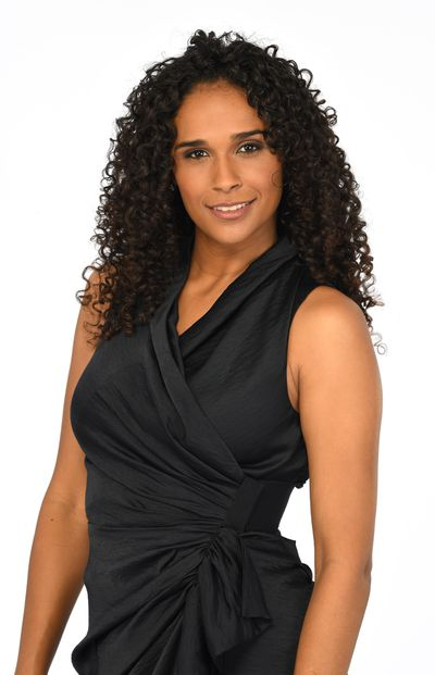 Briana Henry as Jordan Ashford on General Hospital