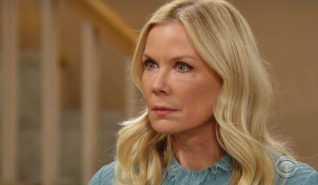 brooke stops eric and quinn's vow renewal bb