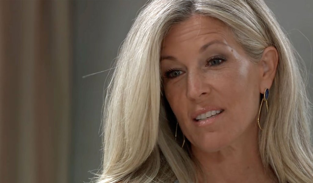 Carly sneers and snickers on General Hospital GH